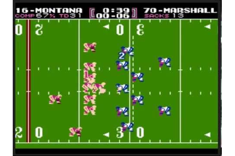 Tecmo Bowl (USA) ROM