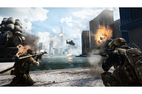 DICE Showcasing Battlefield 4 Multiplayer on New Island ...