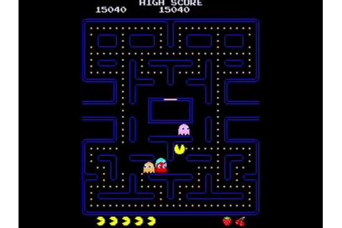 Pac-Man - Perfect Game 3,333,360 - YouTube