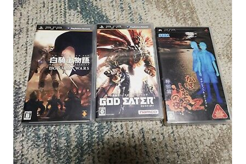 Kamaitachi no yoru White knight story god eater 3 game set ...