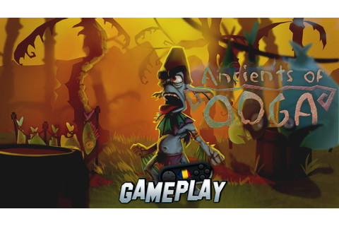 Ancients of Ooga PC Gameplay - YouTube