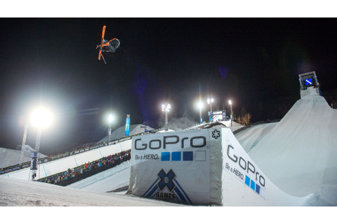 GoPro Ski Big Air