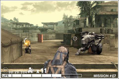 Metal Gear Solid Touch iPhone app Review - Get detailed ...