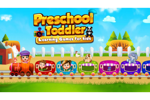 Toddler Preschool Learning Games For Kids - iOS/Android ...