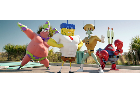 The SpongeBob Movie: Sponge Out of Water | Film Review ...