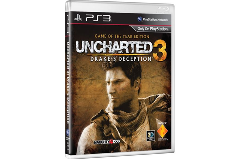 Sony annonce Uncharted 3 : L'illusion de Drake Game of the ...
