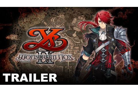Ys IX: Monstrum Nox releases for PS4 in February 2021 ...