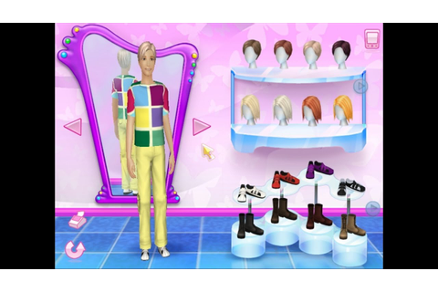 Barbie Fashion Show - An Eye for Style game PC Episode 4 ...