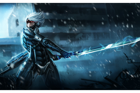Metal Gear Rising Raiden, HD Games, 4k Wallpapers, Images ...