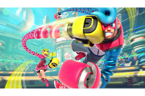 Arms is a fantasy fighter for Nintendo Switch - Polygon