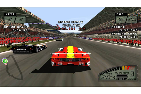 [PC] Le Mans 24 Hours (2000) - YouTube