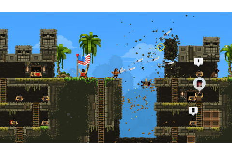 Broforce | macgamestore.com