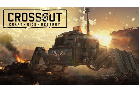 Play for free MMO action game - Crossout - MMO action game