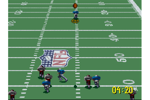 NFL Quarterback Club 96 Download Game | GameFabrique