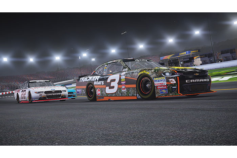 NASCAR Heat 2 Interview: The Next Evolution « GamingBolt ...