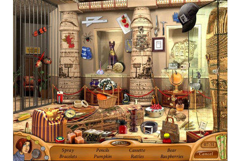 Totally Free Hidden Object Games | ... : Secrets of ...