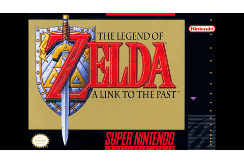 The Legend of Zelda: A Link to the Past - Secret Sound ...
