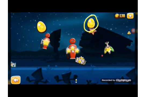 Angry Birds Seasons - Invasion Of The Egg Snatchers ...