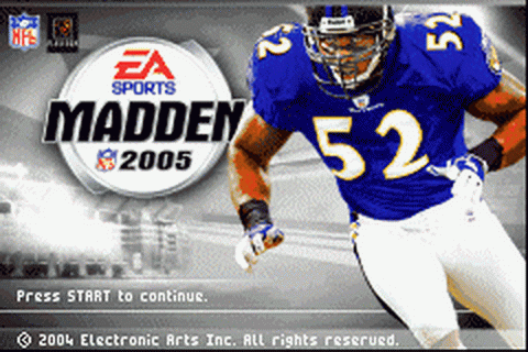 Madden NFL 2005 full game free pc, download, play.