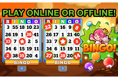 BINGO HEAVEN! - Free Bingo Games! Download to Play for ...