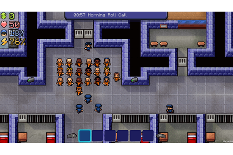 The Escapists (PS4 / PlayStation 4) News, Reviews, Trailer ...