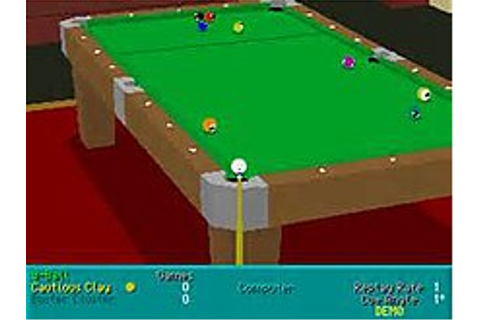 Virtual Pool (video game) - Wikipedia