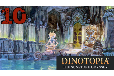 Dinotopia: The Sunstone Odyssey - #10 | The World Beneath ...