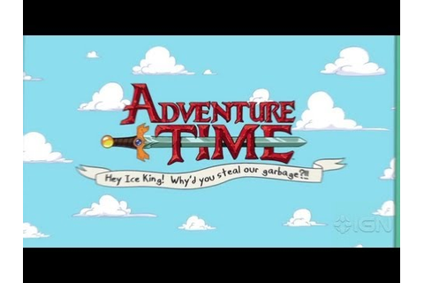 Adventure Time Brasil: Adventure Time: Hey Ice King! Why'd ...