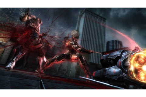 Metal Gear Rising Revengeance PC Game Free Download Full ...