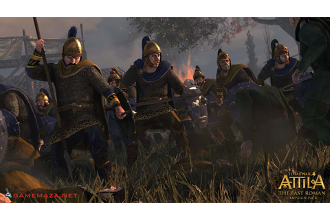 Total War: Attila Free Download - Game Maza