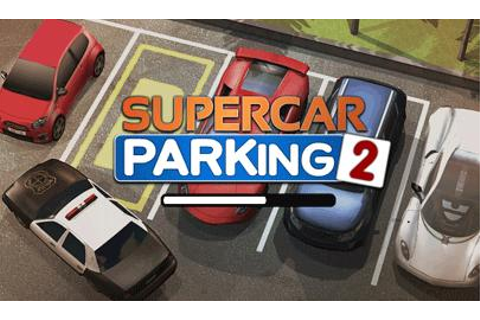 Supercar Parking 2 - Il Gioco