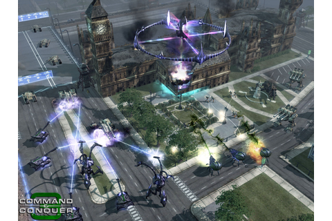 Buy Command & Conquer 3 Tiberium Wars PC Game | Download