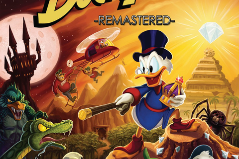 DuckTales Remastered coming to PS3, 360, Wii U retail disc ...