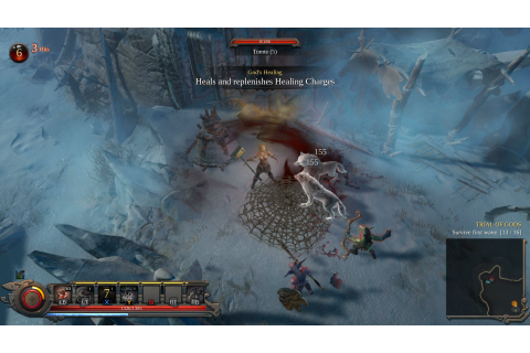 Vikings: Wolves of Midgard review — Slay frost giants in ...