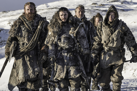 'Game of Thrones' Review: 'Beyond The Wall' Ice Dragon Twist