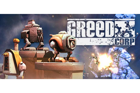 Greed Corp Game Free Download | upinto