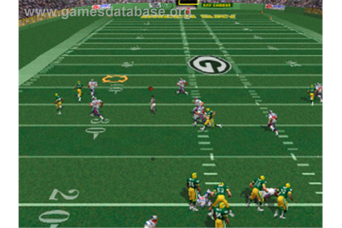 Madden NFL 98 - Sony Playstation - Games Database