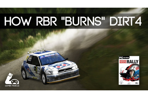 HOW A 13 YEAR OLD RALLY GAME DESTROYED DIRT 4 - RICHARD ...