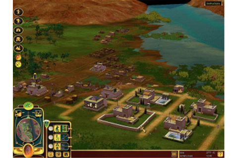 Test de Immortal Cities : Les Enfants du Nil sur PC par ...