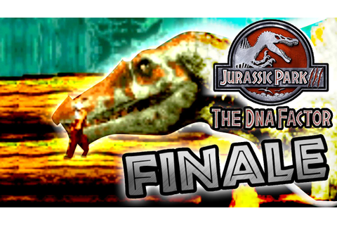 Thats One Big Spinosaurus || Jurassic Park III The DNA ...