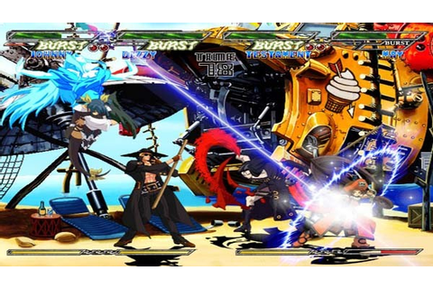 Guilty Gear Isuka PC Game V 2.0.0.7 Free Download GOG