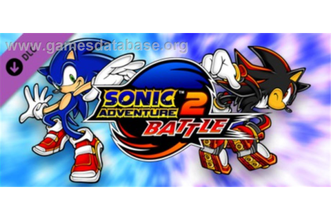 SONIC ADVENTURE 2: BATTLE - Valve Steam - Games Database