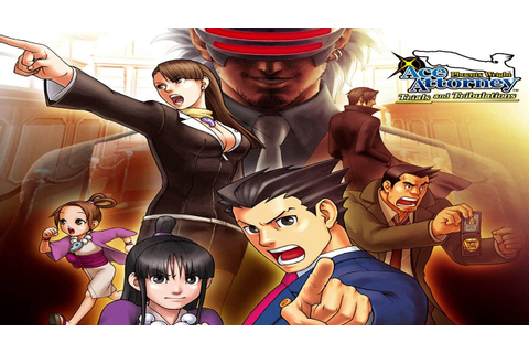 CdV 27: Phoenix Wright Ace Attorney: Trials And ...