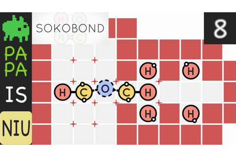 Sokobond gameplay ep 8 - YouTube