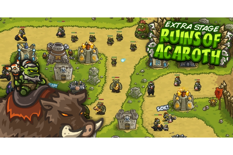 Kingdom Rush Frontiers: the best tower defense game now ...