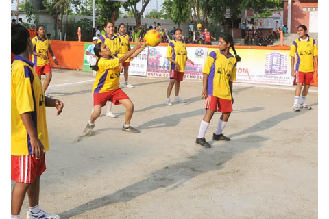 Indian National Throwball Championship 2010