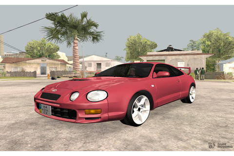 Toyota Celica GT-four for GTA San Andreas
