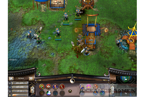 Battle Realms Free Download - Ocean Of Games
