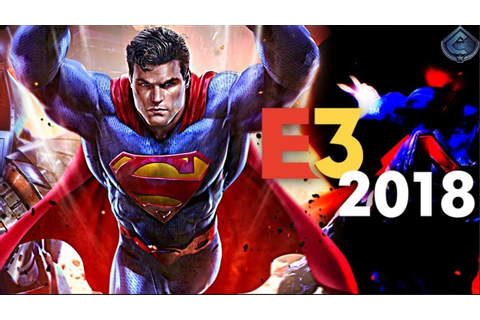 Superman Game - E3 2018 Reveal Confirmed?! - YouTube