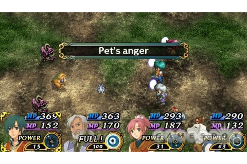 Download Game The Legend of Heroes III: Song Of The Ocean ...